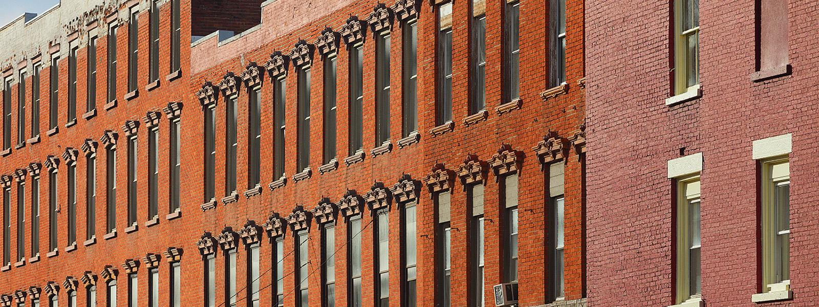 Impressive Main Street facades