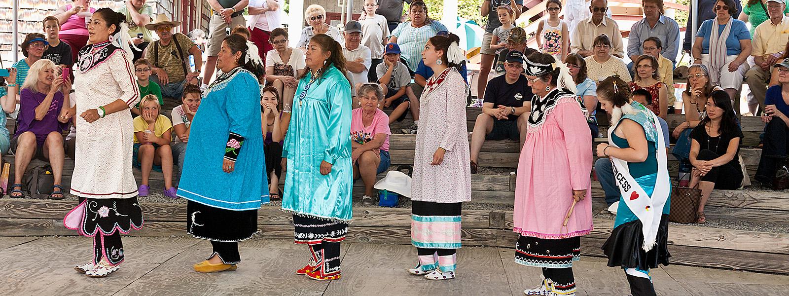 Iroquois Museum Festival